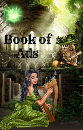Книга Объявлений| Book of Ads by Team_WoC