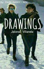 drawings ›j.v‹ by PARKJIMINY00NGI