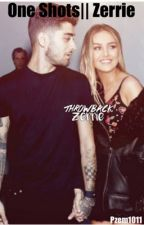 One Shots || Zerrie  by pzem1011