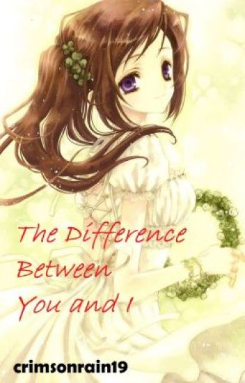 The Difference Between You and I (D.Gray Man fanfic) (Lavi Story)