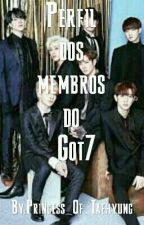 Perfil dos membros do Got7 by Princess_Of_Taehyung
