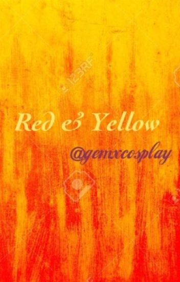 red and yellow- heathers