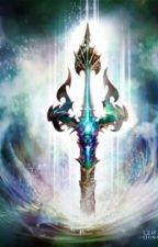 La hija de Poseidón by angelnegro14
