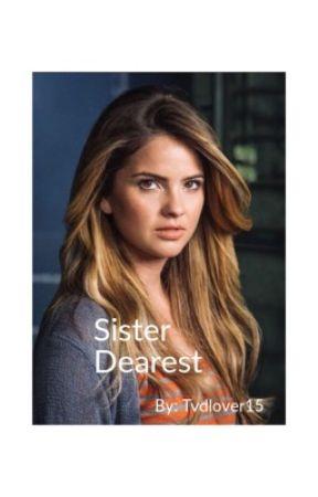 Sister dearest (Klaus OC) by tvdlover15