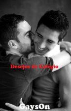 Desejos de Colégio (ROMANCE GAY) by Pedroooo_H