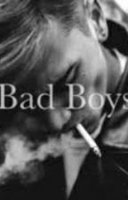 Four Bad Boys  by _lucyluv_