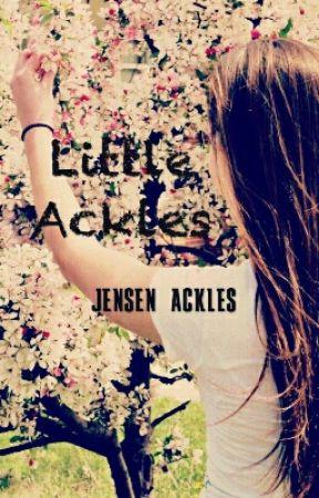 Little Ackles | Jensen Ackles by little-mermaid-ariel