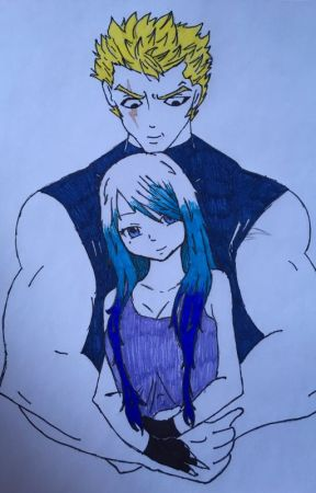 fairy tail frosted angel (Laxus Love story) by crazgirl1990