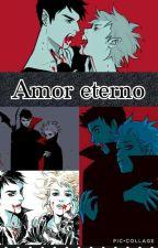 AMOR ETERNO by pan-tostado-