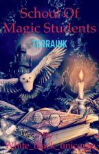 School of magic students [TERRAINK] by white_black_unicorne