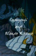 Onmyouji and Blonde Kitsune ||SasuNaru|| by JustanadorbleZerochn