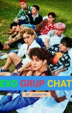 EXO Grup Chat by Kazora_