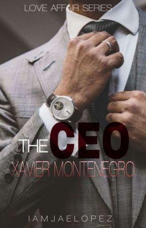 The CEO: Xavier Montenegro (Love Affair Series) (Boyxboy) by Iamjaelopez