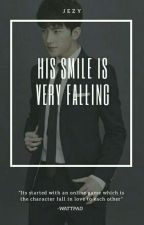 HIS SMILE IS VERY FALLING by jfpretty