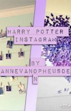 Harry Potter Instagram? [ON HOLD FOR A WHILE] by AnneVanOpheusden