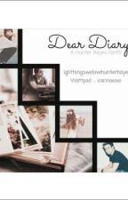 Dear Diary (A Hunter Hayes Fanfic) by Jcarinoxoxo