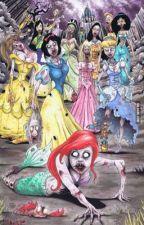 Princesas da Disney, as histórias que não te contaram  by LXCXB123