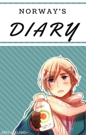 Norway's Diary by sinning_in_style