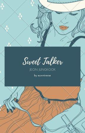 Sweet Talker | jjk by euwniverse