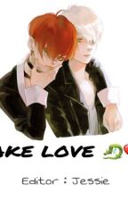 [NYONGTORY/GRI] [caoH]MAKE LOVE !!! by xxjessieseyo