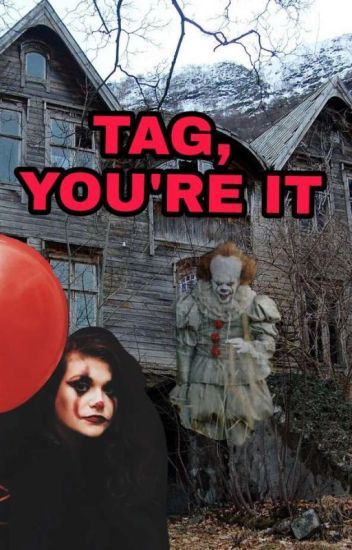 TAG, YOU'RE IT- Bill Skarsgård