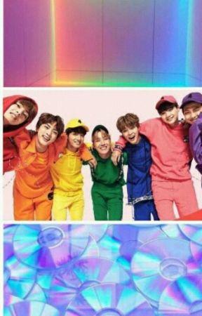 Шкатулка разноцветных историй by dgyvia