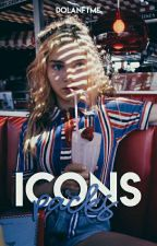 Icons | ♡ by bloxssom
