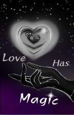 Love has Magic [ Dimentio X reader] (COMPLETE) by impa365