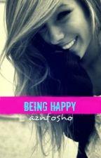 Being Happy by aznfosho