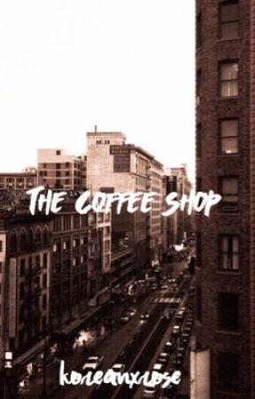 The Coffee Shop by koreanxrose