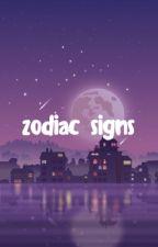 Zodiac Signs by iiFieryFox