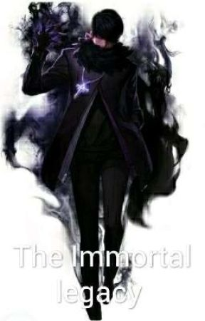 The Immortal legacy (Blue Sage Art) Book 2 by Jia_clan