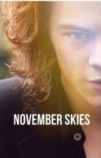 November Skies by FanficCriticAndMaker