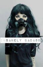 Insanely badass  by GoatGawdess