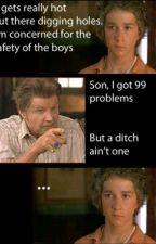 And Many More Randomness Of Tent Boys by toxicfoxy101  sc 1 st  Wattpad & holes Stories - Wattpad