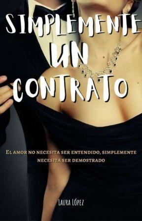 ¡¡Simplemente un contrato!! by LauraLopez261