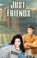 Just Friends || Nemi  by Liuara