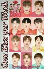 One Kiss per Week || Wanna One by eatfew2besexy