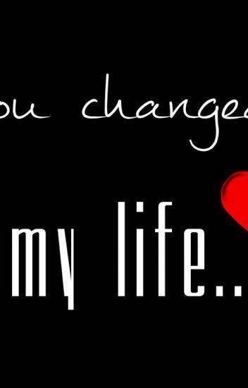 you changed my life alesha amanda wattpad