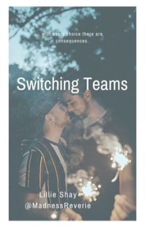 Switching Teams (BoyxBoy) by MadnessReverie