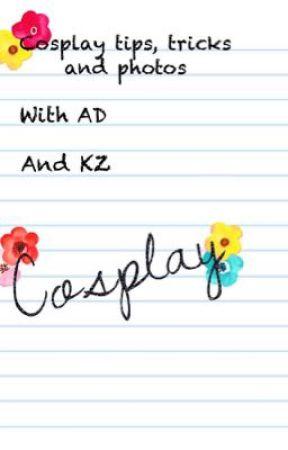 Cosplay Tips Tricks And Tutorials Honarable Mentions Wattpad