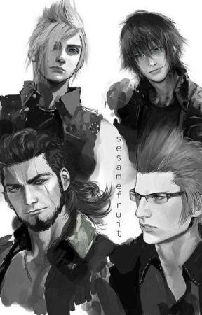 Final Fantasy XV one shots - Gladiolus X Prompto - Wattpad