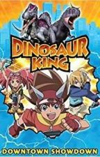 dinosaur king by Ironprime100