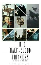 The Half-Blood Princess // Draco Malfoy x Reader (YEAR THREE) by Dil_With_This