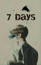 7 Days ( Sequel Saranghae Hyungdeul) by Bunny_Jk97