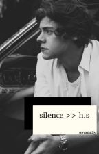 silence >> h.s. by zounially
