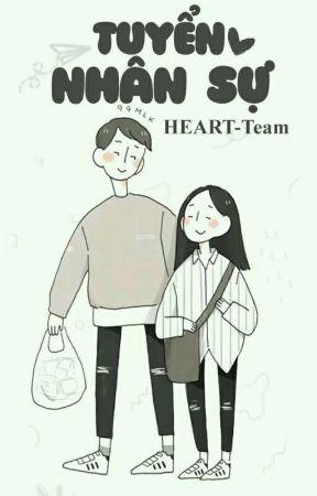 [HEART_Team] Tuyển Nhân Sự by HEART_Team