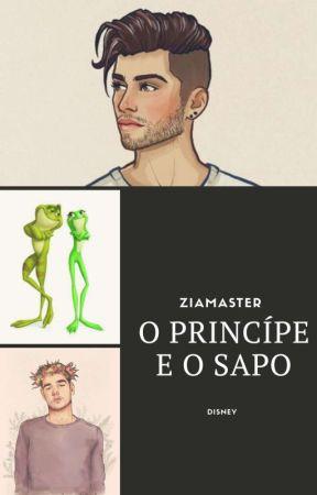 O príncipe e o sapo • ziam mayne by ziamaster