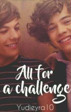 'All For A Challenge' || Larry Stylison. by Yudieyra10