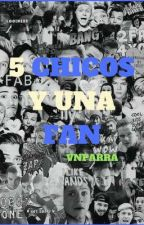 5 chicos y una fan (1D&tu) by VNParra